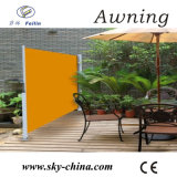 Economic Gazebo Prefab Polyester Retractable Car Side Awning