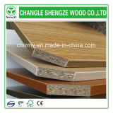 Different Colors and Designs 18mm Melamine Particle Boards