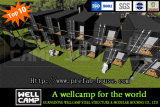 Wellcamp Seaside Customized Shipping Container Home / Container House