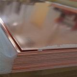 Hot Sale C11000 C12000 C22000 2mm 3mm 6 mm Tu1 Aluminium Copper Clutch Plate /Sheets