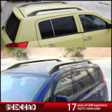 High Quality Aluminium Black and Silver Roof Rack for Cars