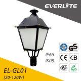 60W LED Street Light Modern Garden Light Ce RoHS IP65 LED Outdoor Lighting