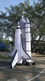 Inflatable Outdoor Advertising Rocket for Sale