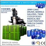 25L HDPE Chemical Drums Extrusion Blow Molding Machine