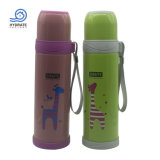 Bullet Push Hydro Vacuum Flask with Double Wall for Students