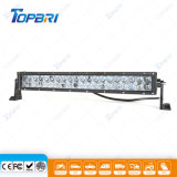 Shockproof 120W Double Row 4D Automobile LED Driving Light Bar