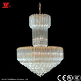 New Designed Crystal Chandelier with Glass Elements Wl-82179