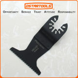 64mm (2-1/2′′) Hcs Precision Tooth Wood Ocsillating Standard Tool Blade