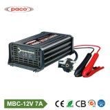 7-Stage 12V 7ah Automatic Lead Acid External Car Battery Charger