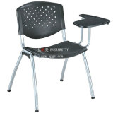 Cheap School Furniture Class Chairs, University Student Tablet Chairs, School Chairs with Metal Basket