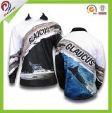 High Quality Customized Sublimation Fishing Shirts for Wholesales