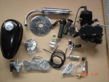 80cc Bike Engine Kits 2 Stroke Gasoline Engine Motor Black Paint Motor Kits for Motorized Bicycle