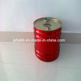 Round Cracker Tin Can/ Cans for Food Canning/High Pressure Tinplate Aerosol Can