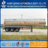 Aluminum Alloy Flammable Liquid Tank Semi-Trailer for Transportation
