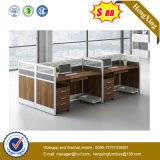 BV Latest Design Polic Frosted Glass Cubicles Furniture (HX-9NC0361)
