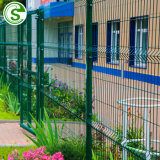 8FT Decorative 3D Welded Wire Mesh Fencing Design Backyard Metal Fence Wholesale