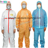 (Search enter) Safety protective medical/industry/hospital/dental nonwoven disposable clothing