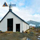 New Steel Structure Prefabricated Barn Horse Stable Poultry House