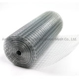 China Manufacturer of 1/4 1/2 3/4 1 2 Inch Mesh Galvanized Welded Wire Mesh for Fence (WWM)