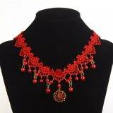 Wholesale Fashion Necklace Pearl Lace Bride Tiaras Luxury Jewellery