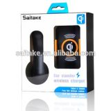 Wireless Car Charger Charging for Mobile Phone with Qi Certification