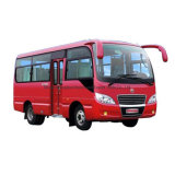 Dongfeng 19 Seats Front Engine Euro IV Diesel Passenger Mini Coach Bus
