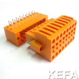 Pluggable Terminal Block for Two-Wire Connection