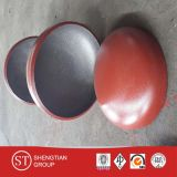 Asme B16.9 Seamless Pipe Fittings Cap