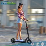 500W 36V Lithium Battery Folding Electric Scooters with Disk Brake