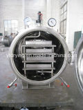 Vacuum Tray Dryer Industrial Chemical Pharmaceutical