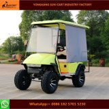 4 Passenger Electric Hunting Vehicle for Golf Club (with sun shade)