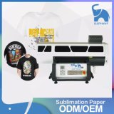 A3 Flatbed DTG Cotton T-Shirt Printer