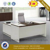 Office Furniture Bottom Price Melamin Wooden Office Desk (HX-6M234)