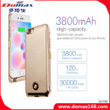3800 mAh Lithium Battery Case Power Bank for iPhone 6 with RoHS