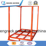 Powder Coated Foldable Stacking Rack for Tires