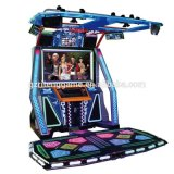 "55"" LCD Coin Operated Simulator Pump It up Dance Machine"