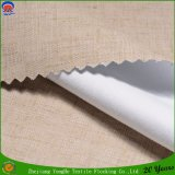 Coating Fr Blackout Curtain Fabric Woven Waterproof Blackout Window Curtain Fabric
