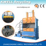 Vertical Tire Baler/Hydraulic Press/Compress Machine for Tyre