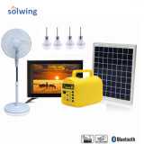 Home Portable Solar Powered System Solar Generator with Mobile Charging