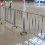 Qym Temporary Fence Panels Galvanized Barricade