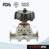 Stainless Steel Food Grade Clamped Diaphragm Valve (JN-DV1004)