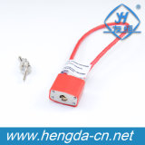 Yh1650 15'' Retractable Cable Wire Trigger Key Lock Gun Lock