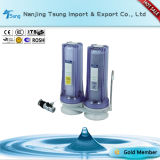 Counter Top Two Stage Water Purifier with Metal Connector Ty-CT-C5