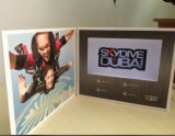 7inch LCD Screen Brochure Video Greeting Cards for Advertising