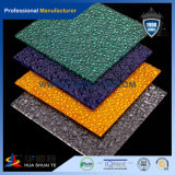 Durable Decoration Material Solid PC Embossed Sheet