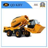 HK4.0 Self-Loading Concrete Mixer Truck