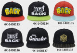 2017 Fashion 6 Panel 3D Embroidery Snapback Cap Hat