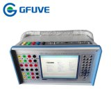 Gfuve Multi Phase Protective Relay Test System with Distance Protection Calibration