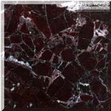 Polished Rosso Lewanto Marble Slabs for Flooring & Wall (MT078)