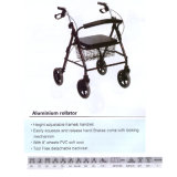 Tool Free Detachable Backrest Alumium Rollator